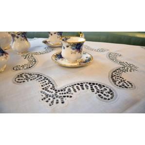 Tovaglietta da tè in merletto