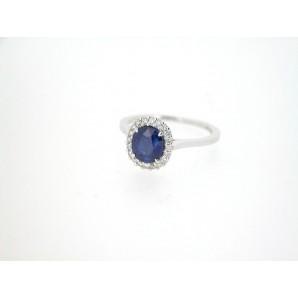 1211 Ring Sapphire