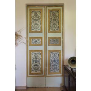 Door in Old Wood